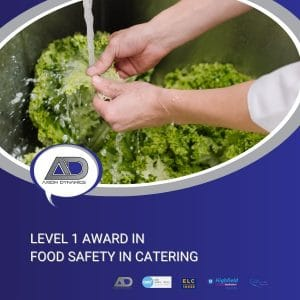 Level 1 in Food Safety