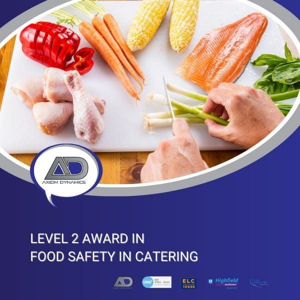 Level 2 in Food Safety