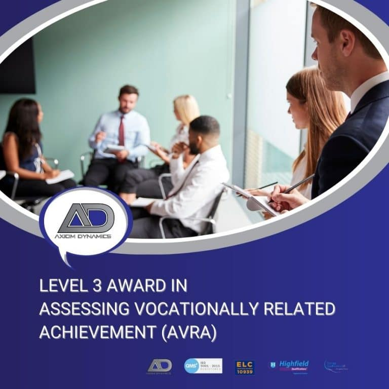 Assessing Vocationally Related Achievement